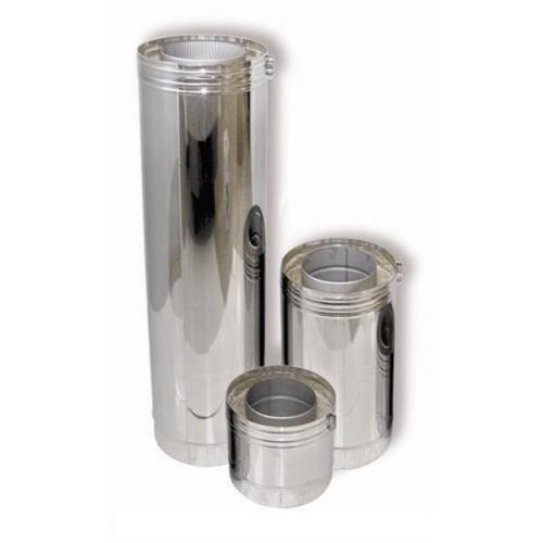 Двустенная труба для дымохода дымоходы прямоугольные оцинкованные